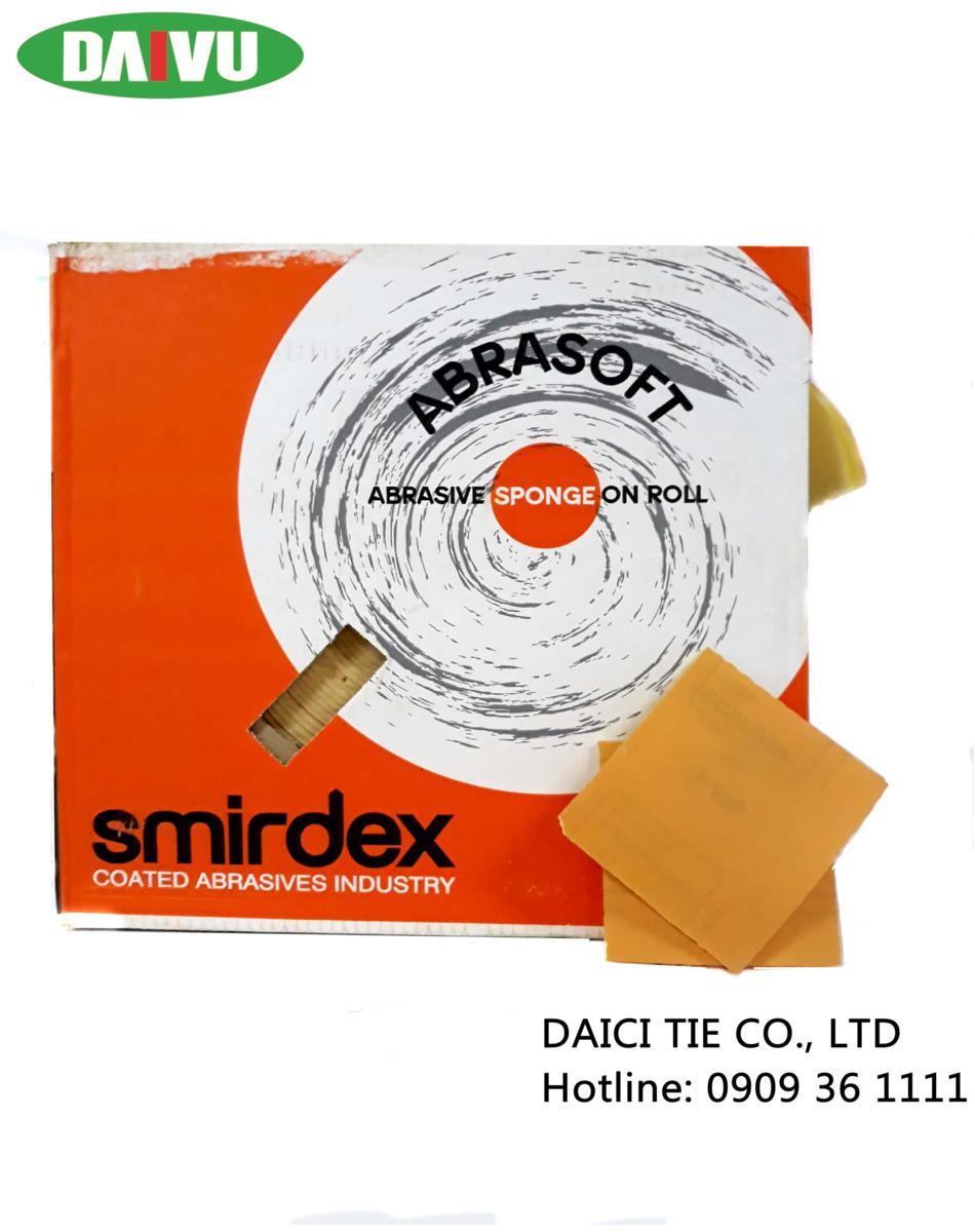 Nhám xốp cuộn SMIRDEX-EU