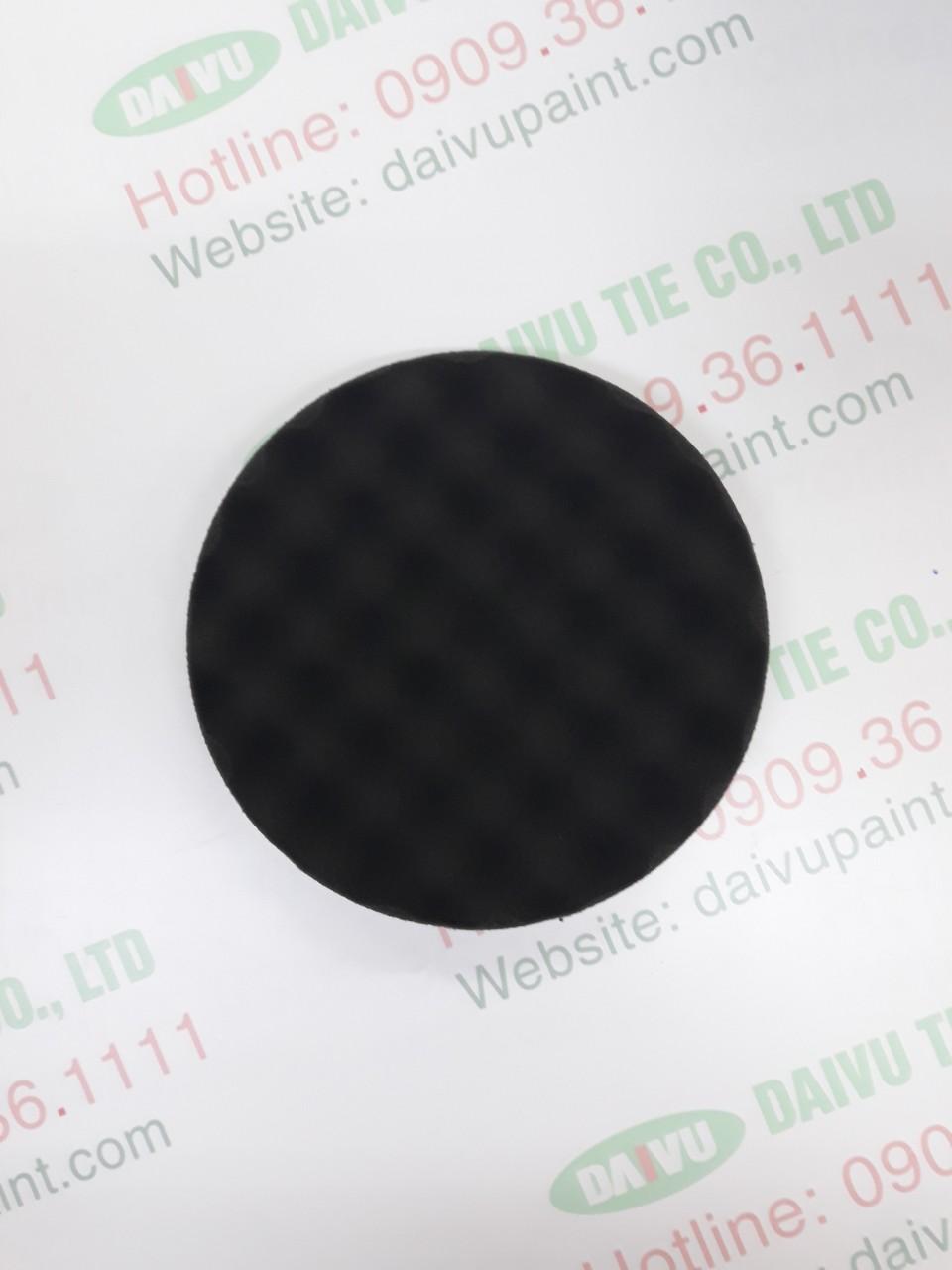 Phớt mút đen 7 inch (siêu mịn)